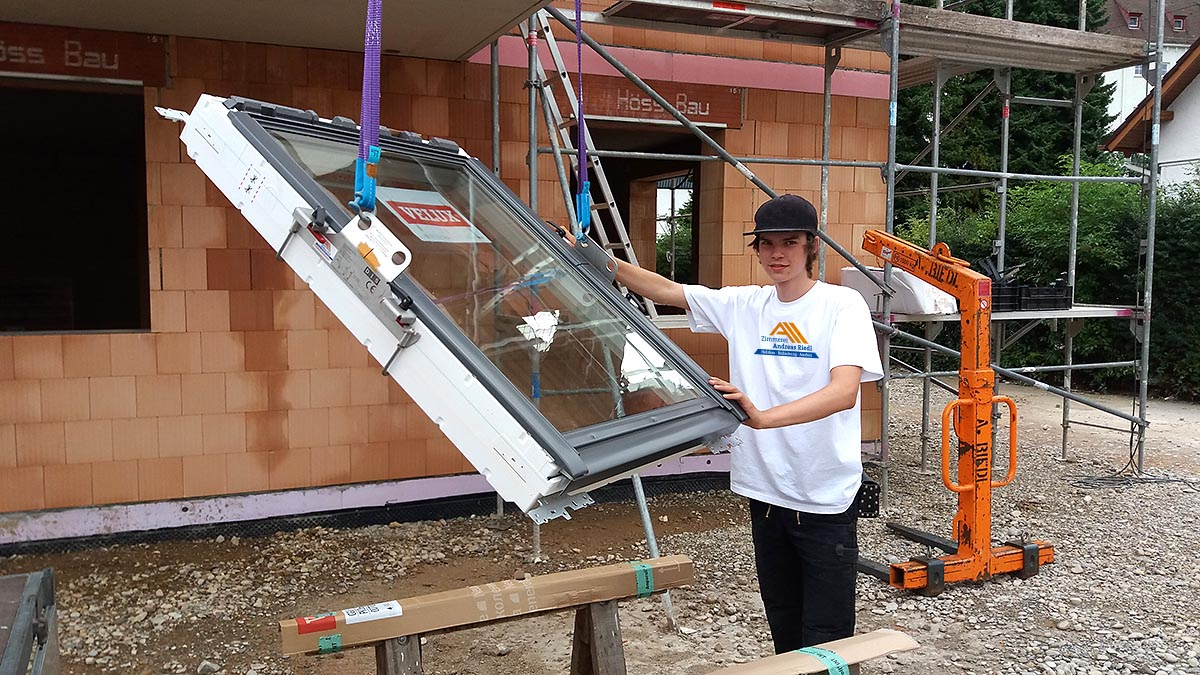 Favorit Dachfenster | Zimmerei Riedl - Bedachung - Ausbau ML36